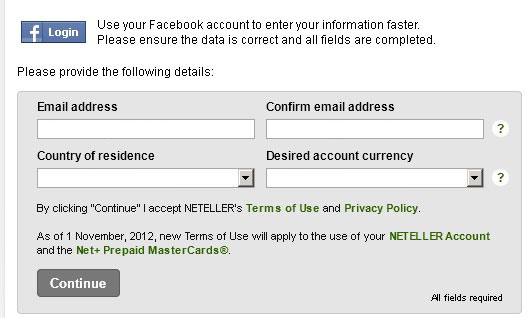 Netteller for Indian